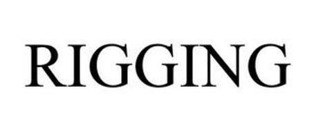 RIGGING