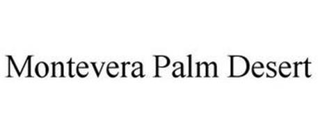 MONTEVERA PALM DESERT