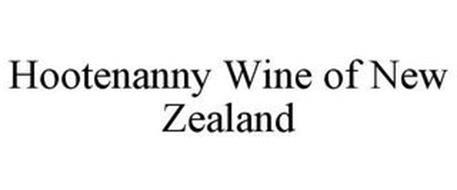 HOOTENANNY WINE OF NEW ZEALAND
