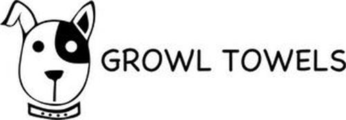 GROWL TOWELS