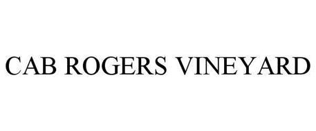 CAB ROGERS VINEYARD