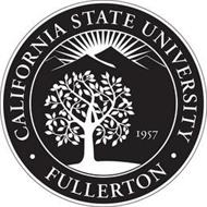 CALIFORNIA STATE UNIVERSITY FULLERTON 1957