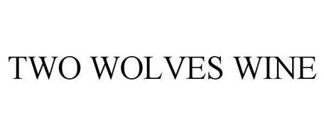 TWO WOLVES WINE