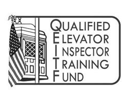 QUALIFIED ELEVATOR INSPECTOR TRAINING FUND