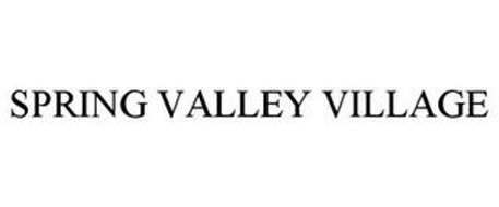 SPRING VALLEY VILLAGE
