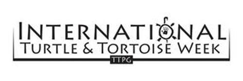 INTERNATIONAL TURTLE & TORTOISE WEEK TTPG