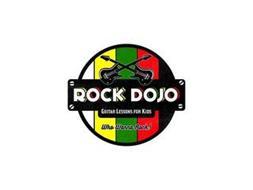 ROCK DOJO GUITAR LESSONS FOR KIDS WHO WANNA ROCK!