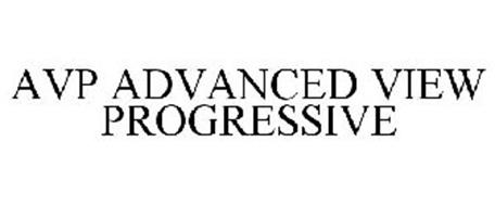 AVP ADVANCED VIEW PROGRESSIVE