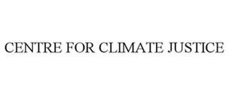 CENTRE FOR CLIMATE JUSTICE