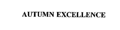 AUTUMN EXCELLENCE