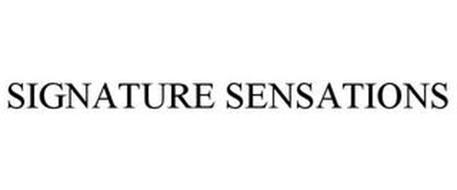 SIGNATURE SENSATIONS