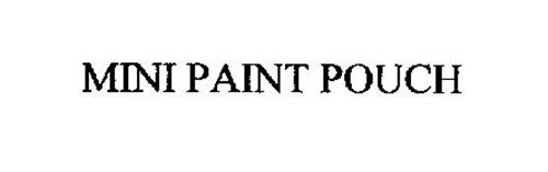 MINI PAINT POUCH