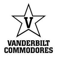 V VANDERBILT COMMODORES