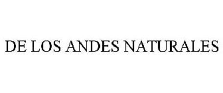 DE LOS ANDES NATURALES