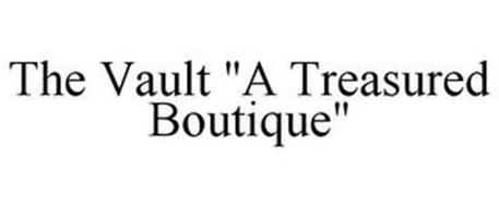 "THE VAULT ""A TREASURED BOUTIQUE"""
