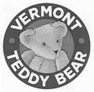 · VERMONT · TEDDY BEAR