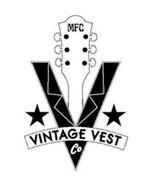 MFC V VINTAGE VEST CO