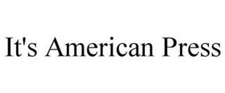 IT'S AMERICAN PRESS