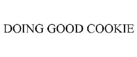 DOING GOOD COOKIE