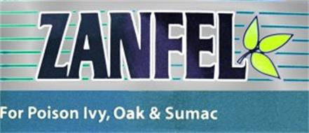 ZANFEL FOR POISON IVY, OAK & SUMAC
