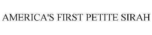 AMERICA'S FIRST PETITE SIRAH