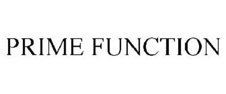 PRIME FUNCTION