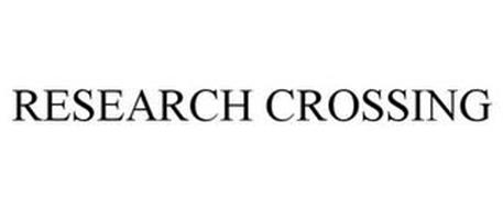 RESEARCH CROSSING