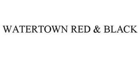 WATERTOWN RED & BLACK