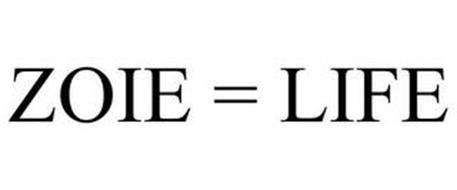 ZOIE = LIFE
