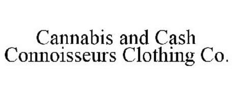 CANNABIS AND CASH CONNOISSEURS CLOTHING CO.