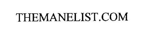 THEMANELIST.COM