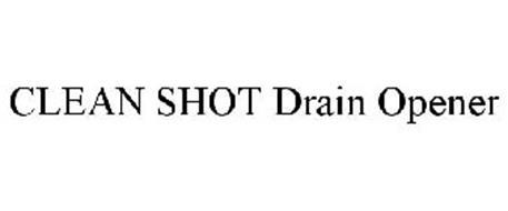 CLEAN SHOT DRAIN OPENER