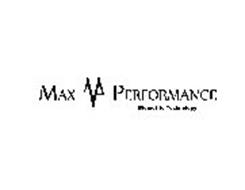 MP MAX PERFORMANCE BIOMETRIC TECHNOLOGY