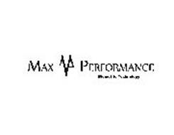 MP MAX PERFORMANCE BIOMETRIC TECHNOLOGY