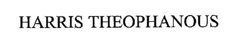 HARRIS THEOPHANOUS