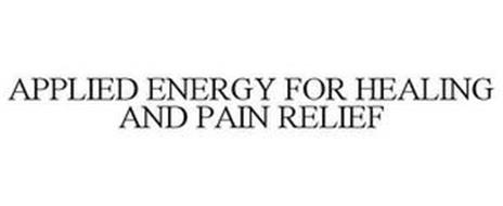 APPLIED ENERGY FOR HEALING AND PAIN RELIEF
