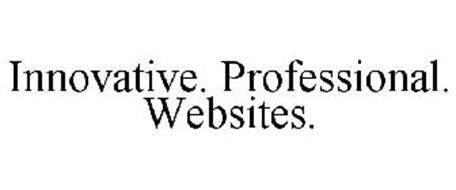 INNOVATIVE. PROFESSIONAL. WEBSITES.