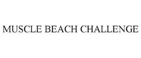MUSCLE BEACH CHALLENGE