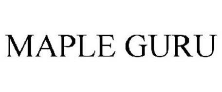 MAPLE GURU