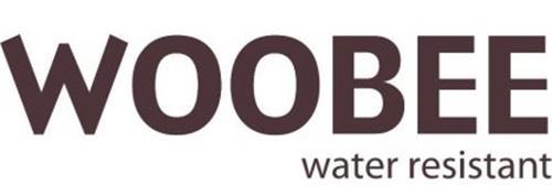 WOOBEE WATER RESISTANT