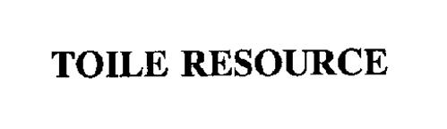 TOILE RESOURCE