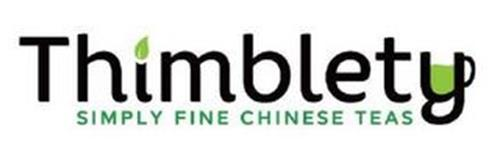 THIMBLETY SIMPLY FINE CHINESE TEAS