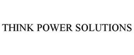 THINK POWER SOLUTIONS