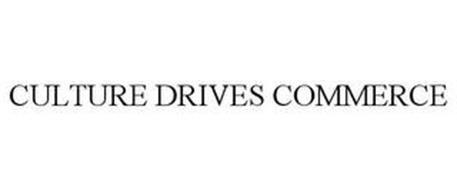 CULTURE DRIVES COMMERCE