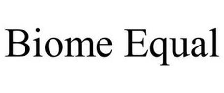 BIOME EQUAL