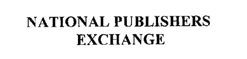 NATIONAL PUBLISHERS EXCHANGE