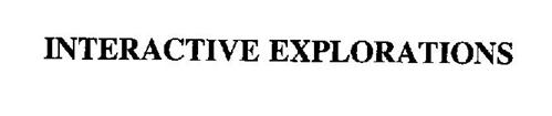 INTERACTIVE EXPLORATIONS