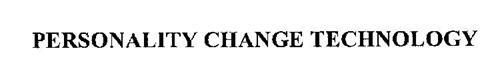 PERSONALITY CHANGE TECHNOLOGY