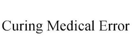 CURING MEDICAL ERROR