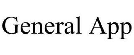 GENERAL APP
